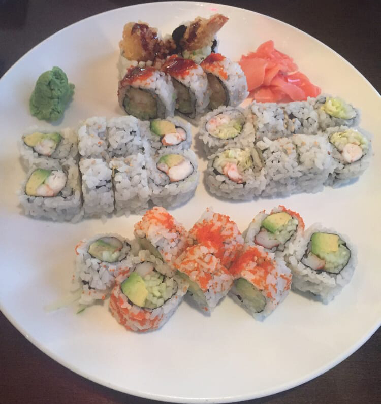 Enjoy a delicious meal from Sushi Tatsu II today.
